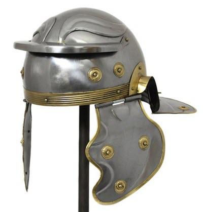 galea helmet